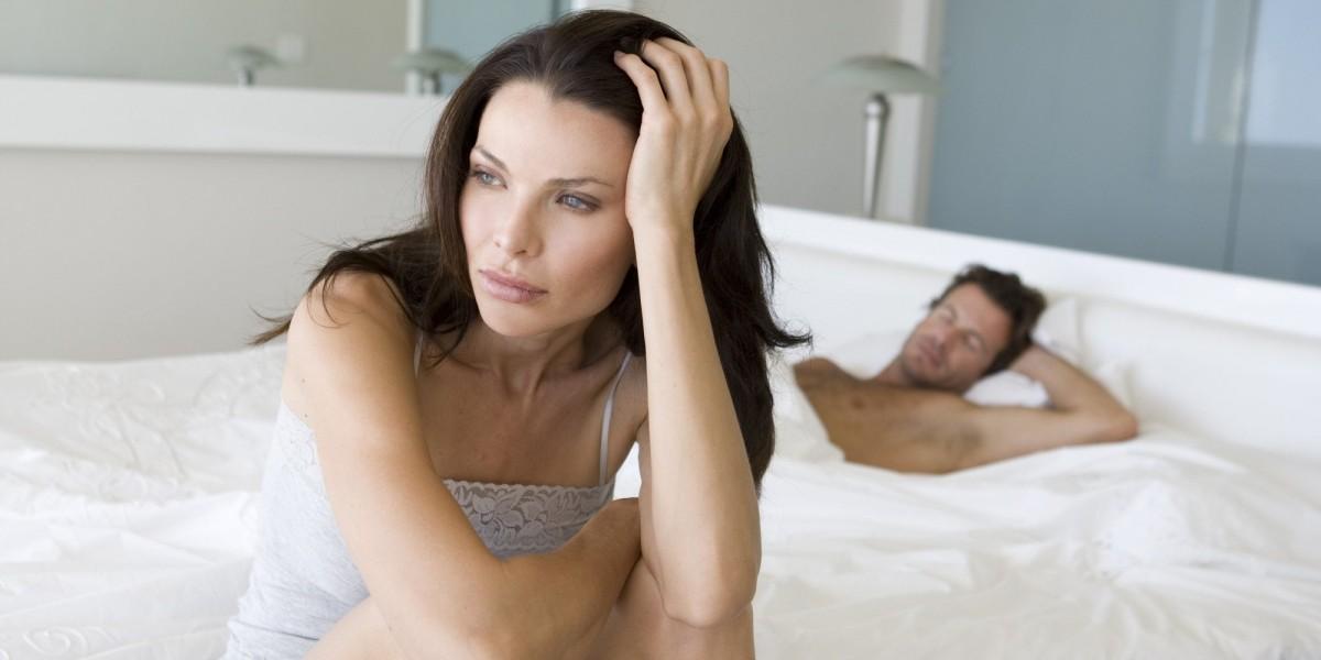 Защо мъжът ми вече не ме привлича сексуално?
